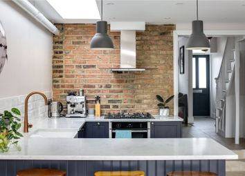 Thumbnail 4 bed terraced house for sale in Colegrave Road, Stratford, London
