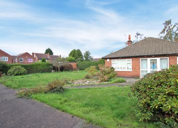 Thumbnail 3 bed detached bungalow for sale in Rowe Gardens, Bulwell, Nottingham