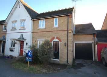 Thumbnail 3 bed end terrace house for sale in Penshurst Drive, South Woodham Ferrers, Essex