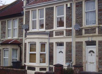 Thumbnail 2 bedroom terraced house to rent in Sandown Road, Brislington, Bristol