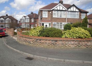 Thumbnail 3 bed property to rent in Smith Cresent, Orford, Warrington