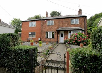 Thumbnail 4 bed detached house for sale in Bagillt Road, Greenfield, Flintshire