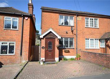 Upper Broadmoor Road, Crowthorne, Berkshire RG45. 3 bed semi-detached house