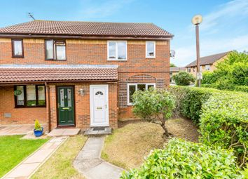 Thumbnail 3 bed semi-detached house to rent in Kidd Close, Crownhill, Milton Keynes
