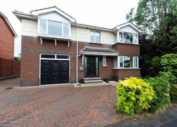 Thumbnail 4 bedroom detached house for sale in Lambert Avenue, Dundonald, Belfast