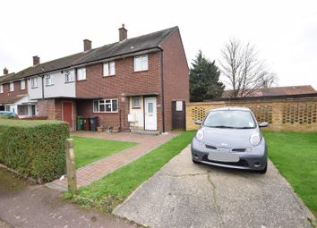 Thumbnail 3 bed end terrace house for sale in Sheepcotes Road, Chadwell Heath, Romford