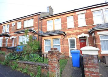 Thumbnail 3 bed terraced house to rent in Douglas Road, Parkstone, Poole