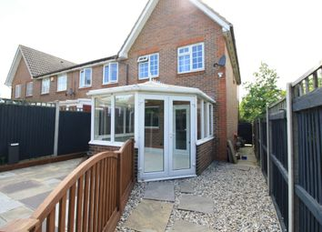 Thumbnail 3 bed terraced house to rent in Kershaw Close, Chafford Hundred, Grays