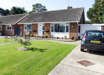 Thumbnail 2 bedroom bungalow for sale in Christchurch Crescent, Bognor Regis