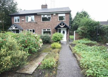 Thumbnail 3 bed semi-detached house to rent in Barton Road, Worsley, Manchester