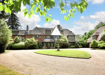 Thumbnail 7 bedroom detached house to rent in Camp End Road, St. Georges Hill, Weybridge