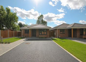 Thumbnail 3 bed detached bungalow for sale in Railway Mews, Laindon, Basildon