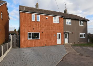 Thumbnail 3 bed semi-detached house for sale in Lady Bank View, Eckington, Sheffield