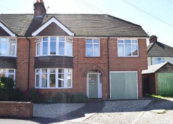 Thumbnail 5 bed property for sale in Rectory Close, Newbury