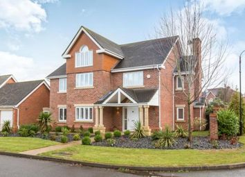 Thumbnail 5 bed detached house for sale in Freshwater Drive, Weston, Crewe, Cheshire