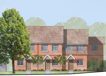 Thumbnail 3 bed terraced house for sale in New Road, Gomshall, Guildford