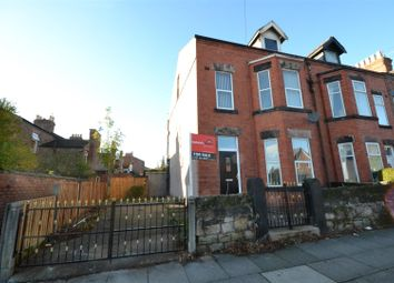 Thumbnail 5 bed end terrace house for sale in Bromborough Road, Bebington, Wirral