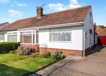 Thumbnail 2 bed bungalow for sale in Marwood Drive, Great Ayton, North Yorkshire