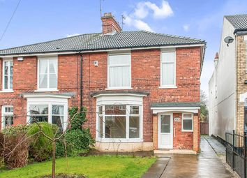 Thumbnail 3 bed semi-detached house for sale in Holderness Road, Hull
