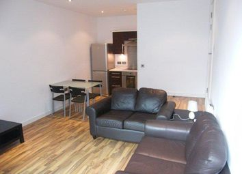 Thumbnail 1 bedroom flat to rent in 27 City Point, 1 Solly Street, Sheffield