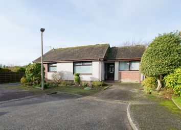 Thumbnail 3 bed detached bungalow for sale in 6 Lakeview Gardens, Powfoot, Dumfries & Galloway