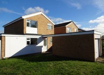 Thumbnail 3 bed detached house for sale in Milton Crescent, Off Anstey Lane, Leicester