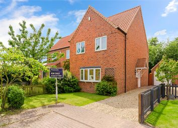Thumbnail 3 bed semi-detached house for sale in Skayman Fields, Carlton-Le-Moorland, Lincoln, Lincolnshire