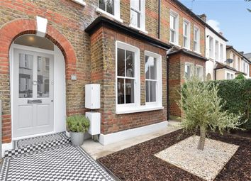 Thumbnail 3 bed terraced house for sale in Bickersteth Road, London