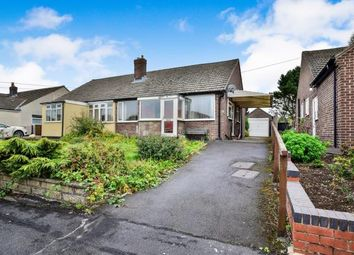 Thumbnail 2 bedroom bungalow for sale in Central Drive, Buxton, Derbyshire, High Peak