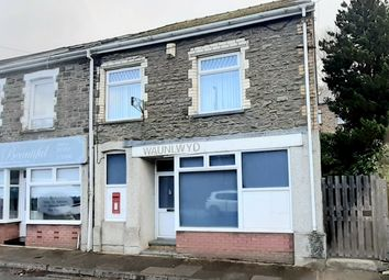 Thumbnail 3 bed end terrace house for sale in Park Place, Waunlwyd, Ebbw Vale, Blaenau Gwent