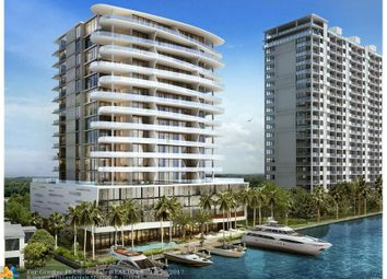 Thumbnail 2 bed town house for sale in 920 Intracoastal Dr 602, Fort Lauderdale, Fl, 33304