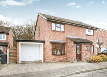 Thumbnail 2 bed semi-detached house for sale in Darnay Rise, Chelmsford