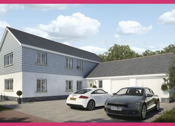 Thumbnail 4 bedroom detached house for sale in Plot 17, Green Meadows Park, Tenby