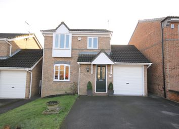 Thumbnail 3 bed detached house for sale in Dymond Grove, Grassmoor, Chesterfield