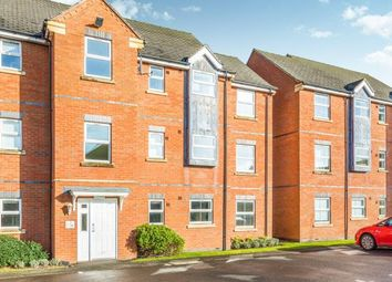 Thumbnail 2 bed flat for sale in Lime Tree Grove, Loughborough, Leicestershire
