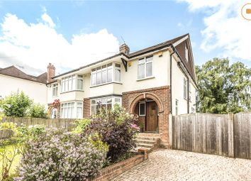 Thumbnail 5 bed semi-detached house for sale in Sandfield Road, Headington, Oxford