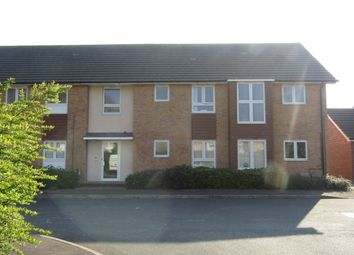Thumbnail 2 bed flat for sale in Penfold Way, Havant