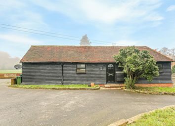 2 bed bungalow for sale in Pendell Road, Bletchingley, Redhill RH1