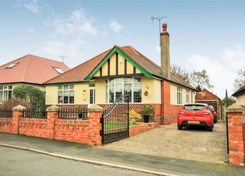Thumbnail 2 bedroom detached bungalow for sale in Cardale Road, Pleasley, Mansfield, Nottinghamshire