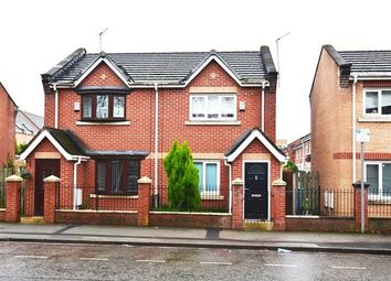 Thumbnail 2 bedroom semi-detached house for sale in Royce Road, Hulme, Manchester