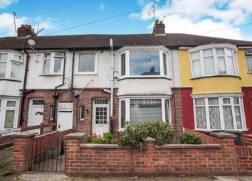 3 bed terraced house for sale in Milton Road, Luton, Bedfordshire, England LU1