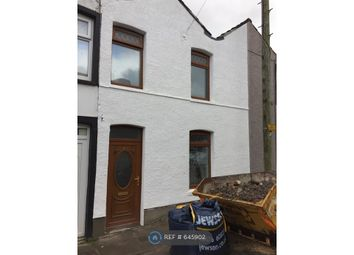 Thumbnail 3 bed terraced house to rent in Bristol Street, Bridgend