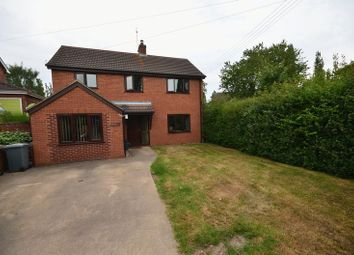 Thumbnail 3 bed detached house for sale in Middle Road, Great Plumstead, Norwich