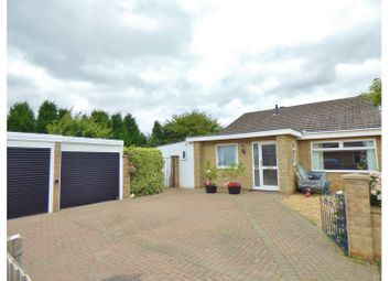 Thumbnail 3 bed bungalow for sale in Bryony Close, Eastrea, Whittlesey