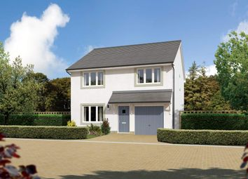 "Thumbnail 4 bed detached house for sale in ""Denewood"" at Beech Path, East Calder, Livingston"