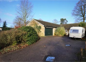 Thumbnail 4 bed detached bungalow for sale in The Limes, Rushmere St. Andrew, Ipswich