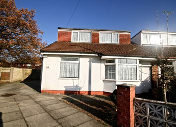 Thumbnail 1 bed bungalow for sale in Sunningdale Drive, Irlam, Manchester