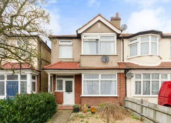 Thumbnail 3 bed end terrace house for sale in Cranborne Avenue, Tolworth, Surbiton