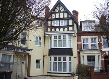 Thumbnail 1 bedroom flat to rent in St. Albans Road, Leicester