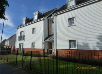Thumbnail 2 bed flat to rent in Ensign Way, Diss
